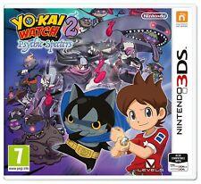 Yo Kai Watch 2 Psychic Specters 3DS Game.
