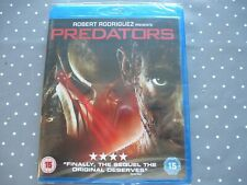 *NEW* Blu Ray + DVD   Predators    Still Shrink Wrapped