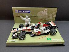 Minichamps - Rubens Barrichello - Honda - RA106 - 2006 - 1:43 - Michelin edition