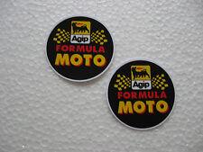 Sticker Aufkleber Auto-Tunning Motorradcross Racing Motorradsport Biker Agip GT
