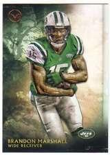 2015 Topps Valor Football #124 Brandon Marshall  New York Jets