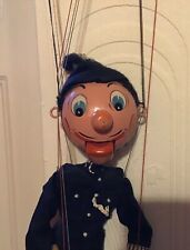 New listing pelham vintage classic toy puppets The Police Man