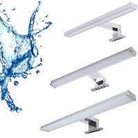 LED Spiegelleuchte Bad Beleuchtung Schminklicht Badezimmer IP44 Aufbaulampe