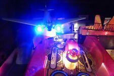 Indiana Jones Flipper Interactif avion plane mod IJ