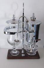 ROYAL BELGIUM PALLADIUM ORIGINAL P&B BALANCE COFFEE MAKER VGC VERY RARE