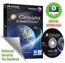 Celestia - 3D Space Simulator - Astronomy Software (Download)