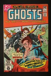 Ghosts #96 - NEAR MINT 9.8 NM - DC Comics
