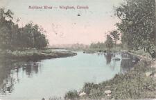 Maitland River , WINGHAM , Ontario , Canada , PU-1914