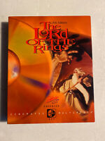 LORD OF THE RINGS*PC CD ROM Enhanced Edition 1993 Interplay*Near Mint Condition*