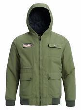 BURTON Men's BANYON BOMBER Jacket - Clover - Large - NWT