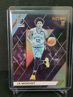 🔥Ja Morant RC 2019-20 Chronicles Recon Bronze Parallel Holo Rookie Card #298🔥