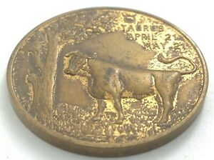 Taurus April 21 May 21 Your Lucky Numbers 3-9 Day Friday Astrology Token L568