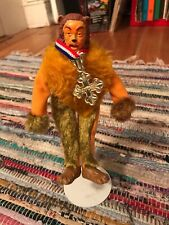 "Vintage MEGO 1974 Cowardly Lion w/Outfit & Shoes WIZARD OF OZ 8"" Figure Doll"