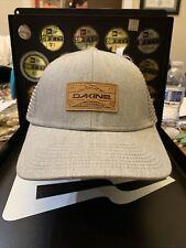 "Dakine ""Peak to Peak"" Trucker SnapBack Hat Gray"