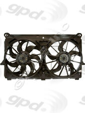 Global Parts Distributors 2811689 Radiator Fan Assembly