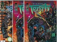 Tenth #0(2) & #1  Lot of 3 (1997, Image Comics)