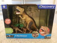 Discovery T Rex Dinosaur 5 Piece Collection NEW