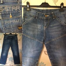 "G STAR RAW Radar Low Loose Denim Slim Jeans W28"" L26"" Designer Mens"