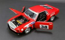 1969 Boss Trans Am Mustang #38 Allan Moffat by Acme in 1:18 Scale
