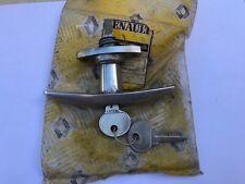 poignée de hayon avec serrure et clé renault estafette