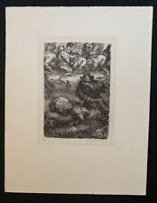 A. Paul Weber, Die Soldaten, 1969, Lithographie, 1990, aus dem Nachlass