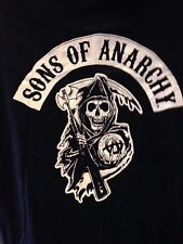 Sons of Anarchy Reaper Unisexe T-shirt Taille L