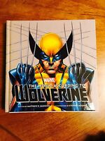 The World According to Wolverine by Matthew K. Manning Marvel Comics Nerd Block