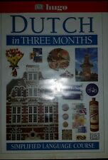 Dutch in Three Months by Jane Fenoulhet (Kit, 1997)