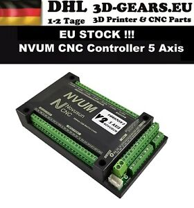 EU STOCK NVUM V2 CNC Controller 5 Axis USB Interface Motion Control Board MACH3