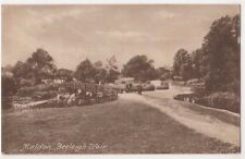 Maldon, Beeleigh Weir 1923 Essex Postcard, B675