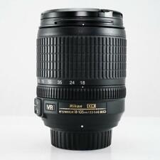 Nikon Nikkor 18-105mm f/3.5-5.6 As Dx G Swm Af-S Vr If Ed Lens (Ex)