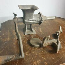 More details for vintage follows & bate ltd manchester. meat grinder / sausage stuffer plus ultra