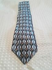 Allen Edmonds Tie 100% Silk Tie