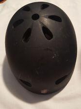 Mongoose Bicycle Bike Safety Helmet Youth Black