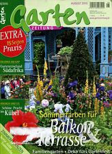 Garten Zeitung Gartenzeitung 8/2010 August