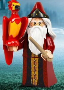 LEGO minifigure HARRY POTTER s2 - ALBUS SILENTE - 71028_02