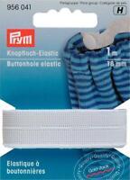 m PRYM  Jersey-Elastic weich 30mm// 1m weiß Gummiband Hosengummi 996465 € 3,80