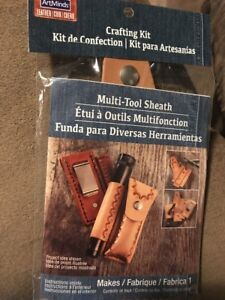 Art Minds Crafting Kit Multi-Tool Sheath New