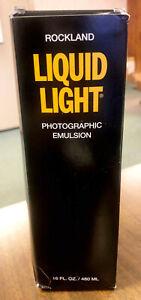 Rockland Liquid Light 16 oz. Dated 5/2/2020 Unopened
