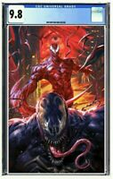 💥 Venom #25 CGC 9.8 Graded Exclusive Derrick Chew Virgin Variant Pre-Order 💥
