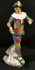 Hn2737 - Royal Doulton Figurine - Harlequin - Prestige Collection