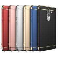 Luxury Electroplating 3 in 1 Stylish Case Cover For Huawei GR5 | GR5 2017