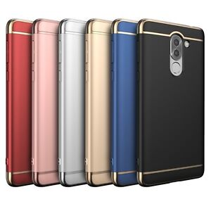 Luxury Electroplating 3 in 1 Stylish Case Cover For Huawei GR5 | GR5 2017 Case
