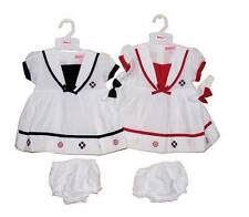 Baby C Embroidered Casual Dresses (0-24 Months) for Girls