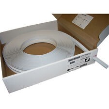 Surface Mount PVC Cable Raceway Roll - 3 Size Options - White, Beige