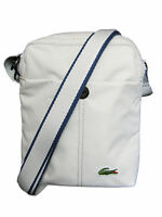 New Authentic LACOSTE Cross-over Unisex Shoulder Bags New City Casual 2 Sand **