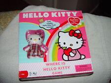 Hello Kitty Where Is Hello Kitty Game