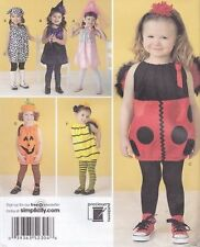 Toddler's Unisex Costume Sewing Patterns