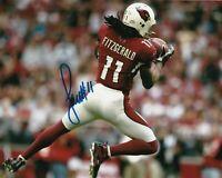 Larry Fitzgerald Signed Autographed 8 x 10 Photo ( Cardinals ) REPRINT