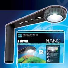Fluval Nano Fresh and Saltwater Aquarium LED Light Lamp